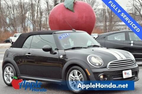 2014 MINI Convertible for sale at APPLE HONDA in Riverhead NY