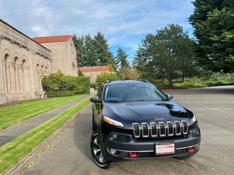 2014 Jeep Cherokee for sale at EZ Deals Auto in Seattle WA