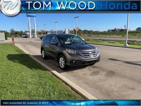 2014 Honda CR-V for sale at Tom Wood Honda in Anderson IN