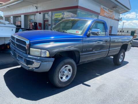 1995 Dodge Ram Pickup 1500 for sale at All American Autos in Kingsport TN
