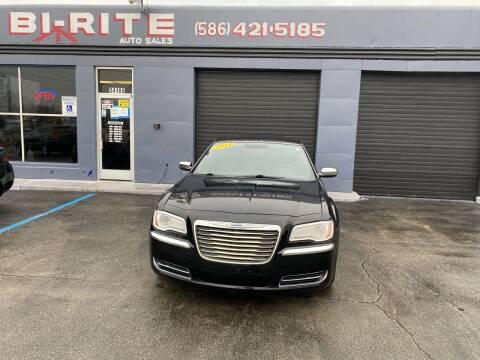 2013 Chrysler 300 for sale at Bi-Rite Auto Sales in Clinton Township MI