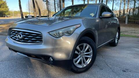 2009 Infiniti FX35 for sale at Global Imports Auto Sales in Buford GA