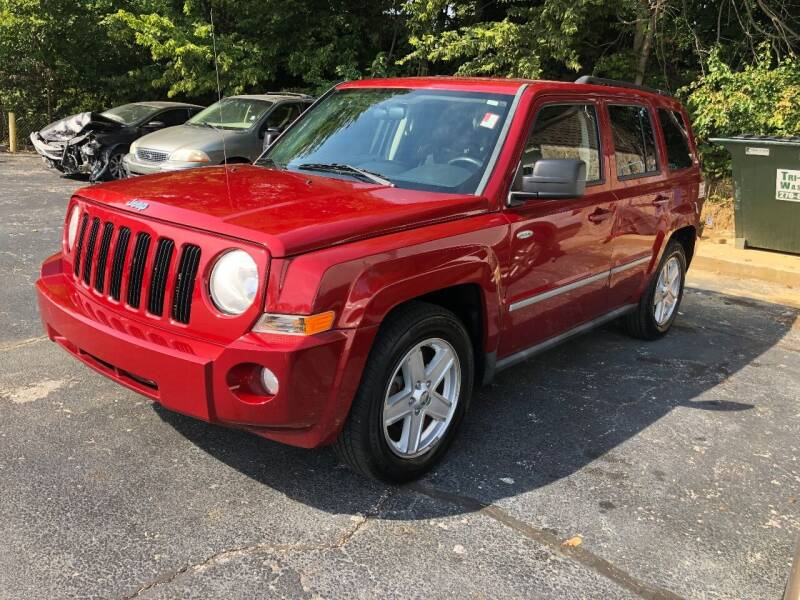 2010 Jeep Patriot for sale at Butler's Automotive in Henderson KY
