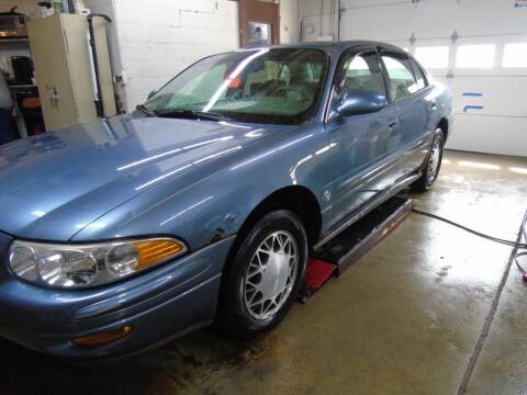 2000 Buick LeSabre for sale at C&C AUTO SALES INC in Charles City IA