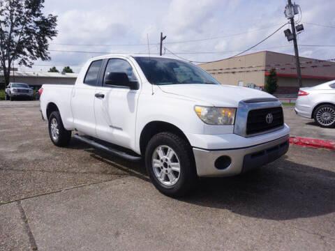 2009 Toyota Tundra for sale at BLUE RIBBON MOTORS in Baton Rouge LA