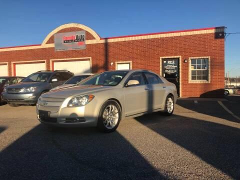 2009 Chevrolet Malibu for sale at Family Auto Finance OKC LLC in Oklahoma City OK