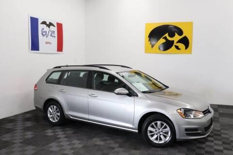 2016 Volkswagen Golf SportWagen for sale at Carousel Auto Group in Iowa City IA