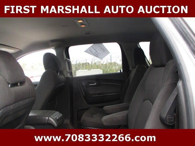 2011 Chevrolet Traverse AWD LT 4dr SUV w/1LT - Harvey IL