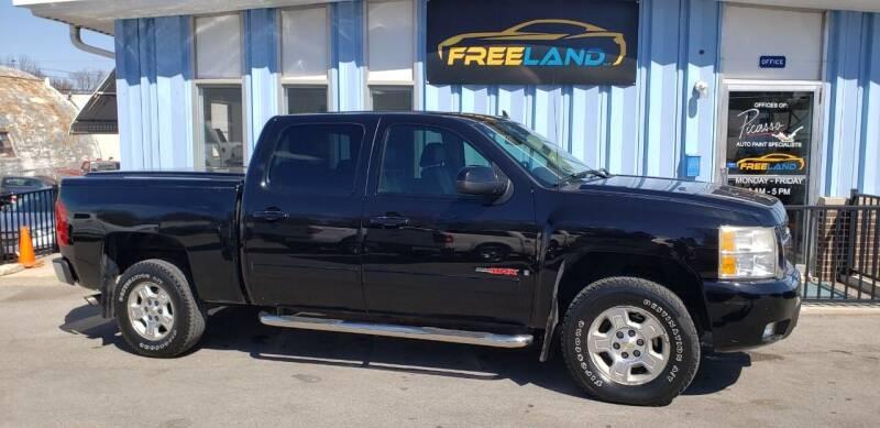 2007 Chevrolet Silverado 1500 for sale at Freeland LLC in Waukesha WI