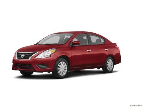 2019 Nissan Versa for sale at SULLIVAN MOTOR COMPANY INC. in Mesa AZ