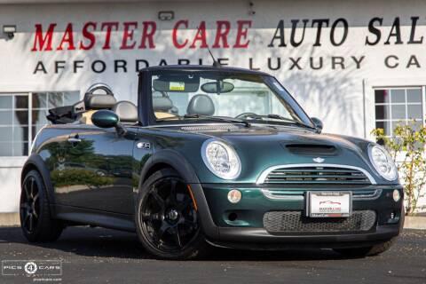 2007 MINI Cooper for sale at Mastercare Auto Sales in San Marcos CA