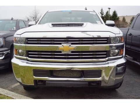 2017 Chevrolet Silverado 2500HD for sale at Classified pre-owned cars of New Jersey in Mahwah NJ