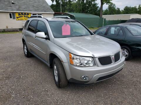 2007 Pontiac Torrent for sale at ASAP AUTO SALES in Muskegon MI