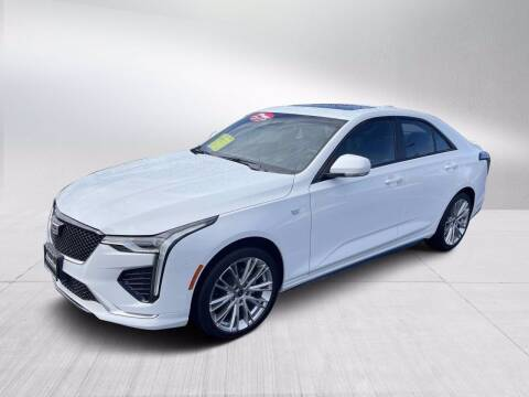2021 Cadillac CT4 for sale at Fitzgerald Cadillac & Chevrolet in Frederick MD