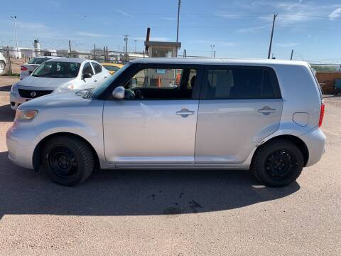 2009 Scion xB for sale at PYRAMID MOTORS - Fountain Lot in Fountain CO
