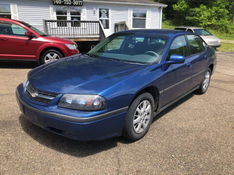 2005 Chevrolet Impala for sale at Riley Auto Sales LLC in Nelsonville OH
