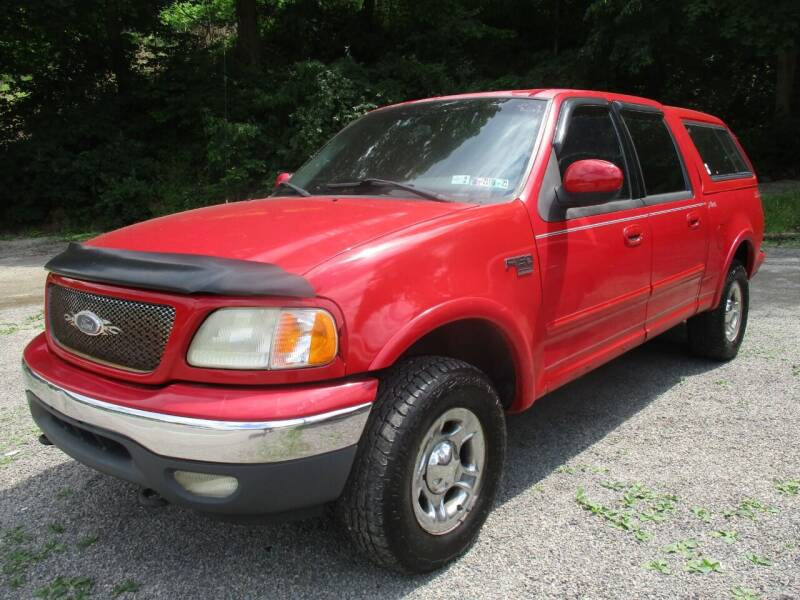 2001 Ford F-150 for sale in Verona, PA