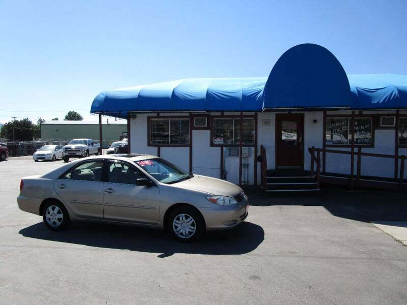 2003 Toyota Camry for sale at Jim's Cars by Priced-Rite Auto Sales in Missoula MT