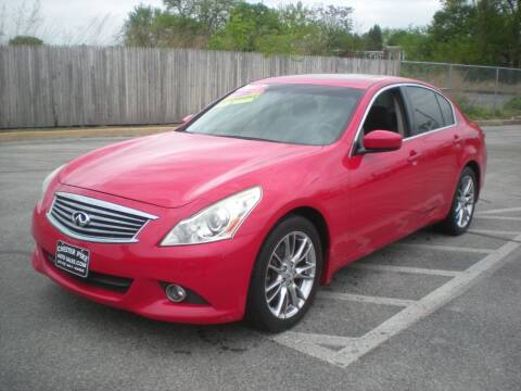 2012 Infiniti G37 Sedan for sale at 611 CAR CONNECTION in Hatboro PA