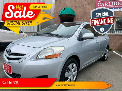 2008 Toyota Yaris for sale at Carlider USA in Everett MA