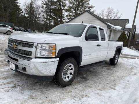 2013 Chevrolet Silverado 1500 for sale at Williston Economy Motors in Williston VT