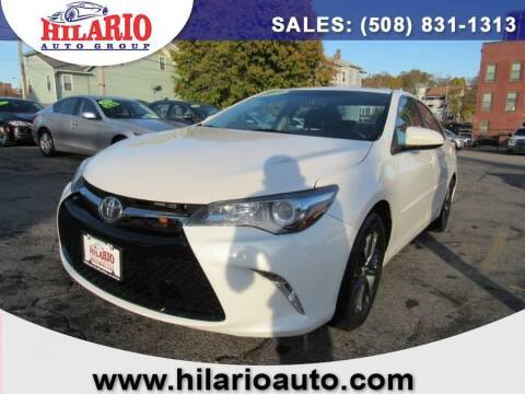 2017 Toyota Camry for sale at Hilario's Auto Sales in Worcester MA