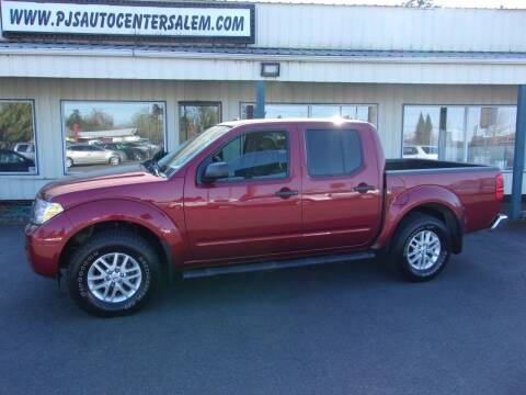 2015 Nissan Frontier for sale at PJ's Auto Center in Salem OR