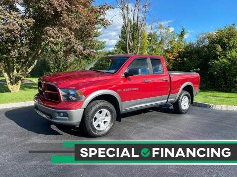 2011 RAM Ram Pickup 1500 for sale at QUALITY AUTOS in Hamburg NJ