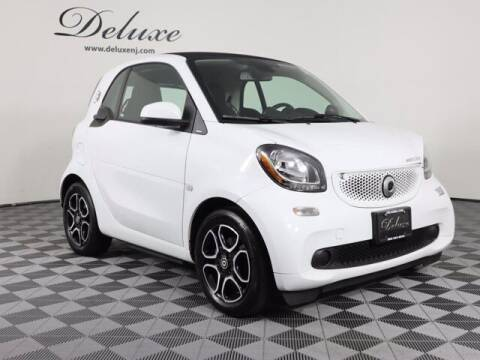 2018 Smart fortwo electric drive for sale at DeluxeNJ.com in Linden NJ