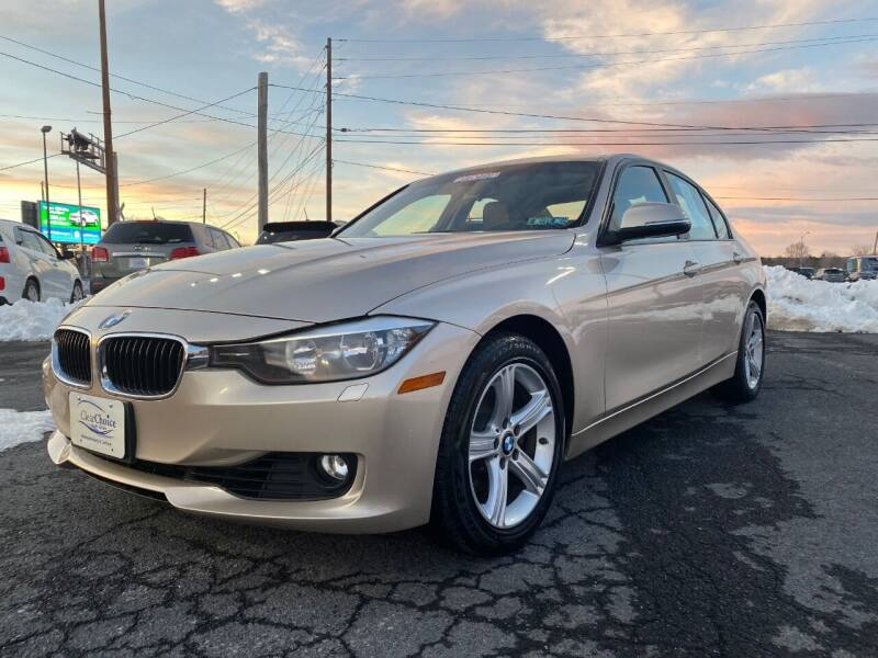 2013 BMW 3 Series for sale at Clear Choice Auto Sales in Mechanicsburg PA