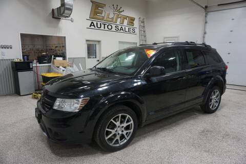 2012 Dodge Journey for sale at Elite Auto Sales in Ammon ID