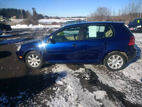 2006 Volkswagen Rabbit for sale at eurO-K in Benton ME