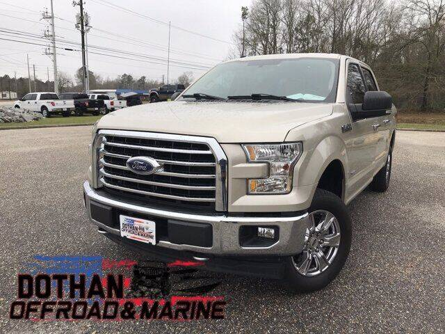 2017 Ford F-150 for sale at Dothan OffRoad And Marine in Dothan AL