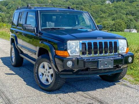 2007 Jeep Commander for sale at York Motors in Canton CT