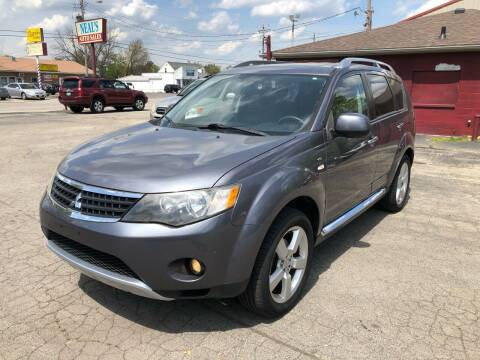 2009 Mitsubishi Outlander for sale at Neals Auto Sales in Louisville KY