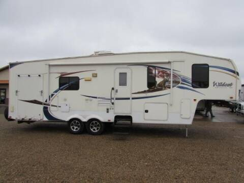 2011 Forest River F311THX