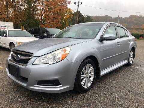2012 Subaru Legacy for sale at Used Cars 4 You in Serving NY