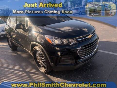 2020 Chevrolet Trax for sale at PHIL SMITH AUTOMOTIVE GROUP - Phil Smith Chevrolet in Lauderhill FL