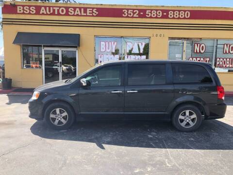2011 Dodge Grand Caravan for sale at BSS AUTO SALES INC in Eustis FL