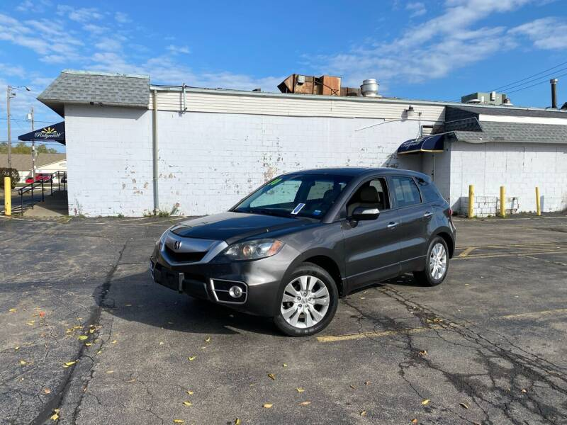 2010 Acura RDX for sale at Santa Motors Inc in Rochester NY