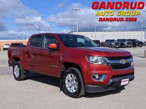 2016 Chevrolet Colorado for sale at Gandrud Dodge in Green Bay WI