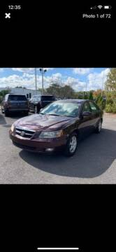 2006 Hyundai Sonata for sale at Auto Legend Inc in Linden NJ