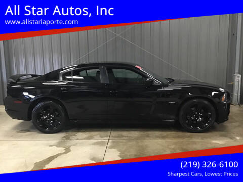 2014 Dodge Charger for sale at All Star Autos, Inc in La Porte IN