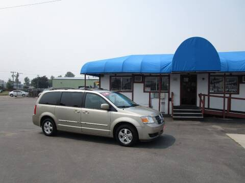 2008 Dodge Grand Caravan for sale at Jim's Cars by Priced-Rite Auto Sales in Missoula MT