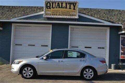 2009 Honda Accord for sale at Quality Pre-Owned Automotive in Cuba MO