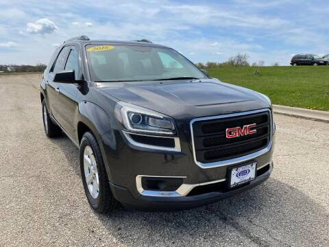 2016 GMC Acadia for sale at Alan Browne Chevy in Genoa IL