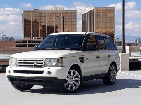 2007 Land Rover Range Rover Sport for sale at Pammi Motors in Glendale CO