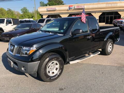 2006 Nissan Frontier for sale at Mega Autosports in Chesapeake VA