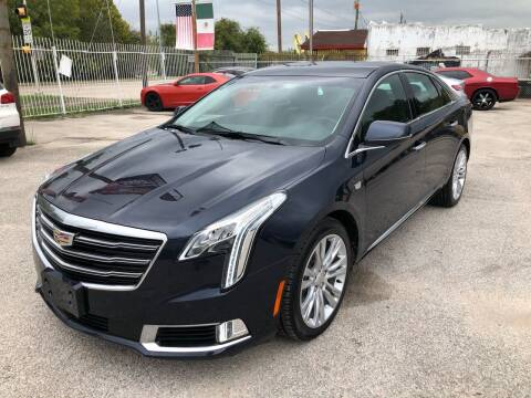 2019 Cadillac XTS for sale at Saipan Auto Sales in Houston TX
