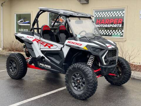 2020 Polaris RZR 1000 XP  for sale at Harper Motorsports-Powersports in Post Falls ID